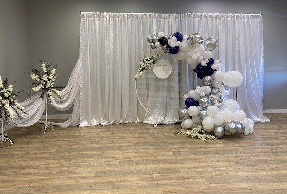 Hall Set up 3